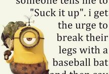 World according to Minions