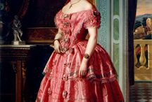 Fabulous dresses in Paintings