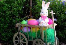 Easter---- Garden Decorations