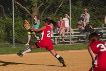 Softball pitching