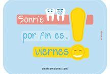 Viernes / Clínica Dental Cuevas Queipo os desea un Feliz Viernes