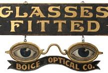 optical sign