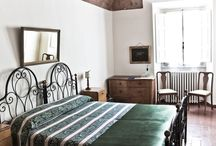 Montelucci rooms / our rooms with art déco and antique objects