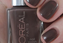 L'oreal Nail Polish to buy / by Allyson Callahan