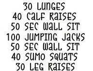 Exercise? Maybe. / by Haley Baldwin