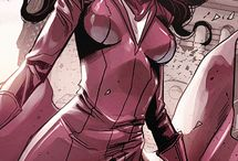 Scarlet Witch / cosplay reference