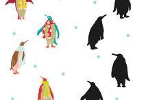 Eskymáci, tučňáci, lední medvědi...