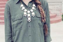 Fall Fashion / by Lindsie Jones