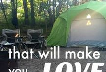 Camping ideas/ backpacking