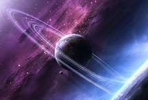 Uzay Resimleri / Evren, galaxy ve gezegenler