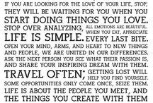 words & wisdom / by Stephanie Crofton
