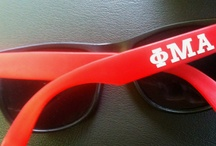 Phi Mu Alpha / Phi Mu Alpha Related Items / by Dylan Nailling