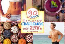Challenge / Partecipa ad una delle nostre Challenge! Trasforma il tuo corpo in quello che hai sempre desiderato! Per informazioni visita la nostra pagina Facebook e chiedi informazioni. www.facebook.com/h2byit