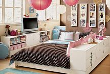 Interior design - (big) girls' rooms