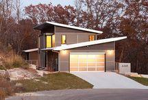 style de maisons exterieur