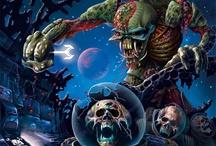 heavy metal illustration