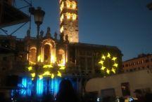 Roma Santa Maria Maggiore / In attesa dell'evento Miracolo Madonna della Neve