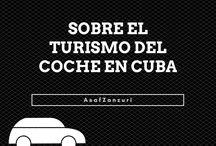 Sobre el Turismo del Coche en Cuba / Asaf Zanzuri, un empresario con sede en México, los coches son un razon para visitar Cuba en su proximo vacacion!