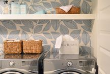 Laundry room / by Amy Robinson