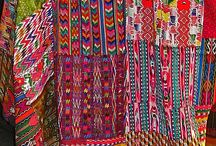 Guatamalin quilt blanket