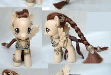 my little pony custom /devian art