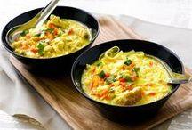 Food; soup
