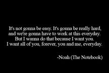 The Notebook(: