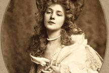 history of beauty / old photograhs