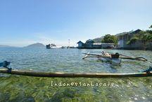 Alor island - Indonesia / This beautiful island is in eastern Indonesia