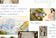 Wedding / Inspiration pour notre mariage // Inspiration for our wedding