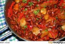 fazole recept