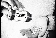 Wallpaper techno