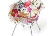 Furniture / by Virginia Björkander Andrade