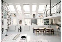 inspiration | lofts / loft inspiration around the world - unique open design experience