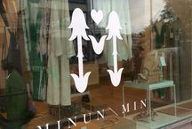 MINUN \ MIN / This is my boutique