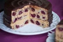 Ukranian-Russian cakes / by Iryna H