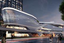 Shopping Mall_Facade_Modern_Design