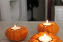 Fall Harvest Decor