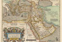 Eski (Tarihi) Haritalarda Osmanlı Devleti / Eski Osmanlı haritaları, Osmanlı haritacıları tarafından hazırlanan haritalar, Avrupa haritacılar tarafından hazırlanan eski Osmanlı haritaları.