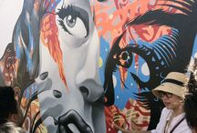 Freshblog - Touring LA Street Art With Graff Tours / Freshwounds explores the resurrection of the mural capital of the world with Graff Tours LA Check out the story here: http://buff.ly/1xL7uu5