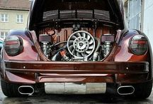 Aircooled VW engines