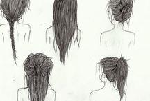 Everyday hair styles