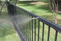 Mosquito Misting Systems / Information relating to Permanent, Automatic, Mosquito Misting Systems