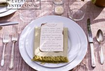 Place Setting Prettys / Party Place Setting Inspiration