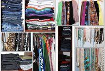 como organizar g. roupa e mantê lo arrumado.