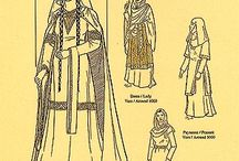 CFCS401 - Romanesque / History of Dress 1000 - 1150 CE