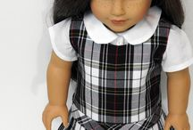 School Uniforms and School Bags / For dolls