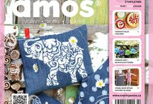 Creative AMOS 02/2015 LÉTO / Druhé číslo ročníku 2015 s nápady na léto.