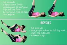 Exercises for the abs
