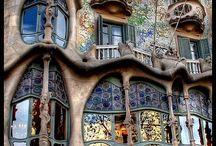 Antoni Gaudi m.fl.